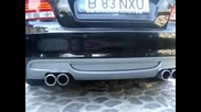 Bmw 135i with Twin Exhaust sound