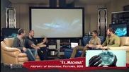 Inglourious Kunts, Eп. III – Роботите в киното