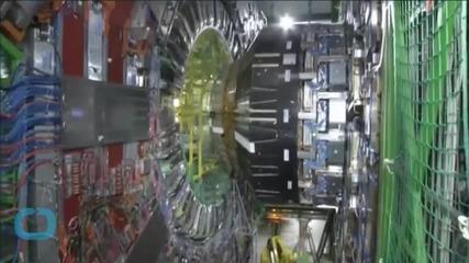 Galactic Signal Boosts LHC's Dark Matter Search