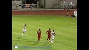 Best Penalty ever! Awana Diab vs Lebanon via backheel