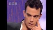 Robbie Williams - Интервю Паркинсън Bbc