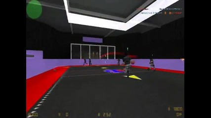 Counter-strike 1.6 Dodgeball Hd