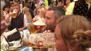 6 милиона любители на бирата събира Октоберфест