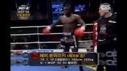 K-1 World Grand Prix 2005 Полу-финал Remy Bonjasky vs Semmy Schilt