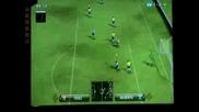 Pro Evolution Soccer 2008 Gameplay Video