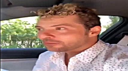 David Bisbal Saludo