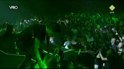 The Prodigy - Omen Live Lowlands 2009