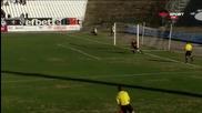 Локомотив Пловдив - Черно море 0:2 /първо полувреме/