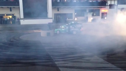 Falken Drift Show at Nürburgring