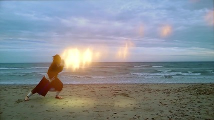 Katon!! Fireball jutsu - Naruto