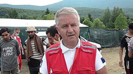 Bosnia and Herzegovina: Authorities relocate migrants near alleged minefields in Vucijak