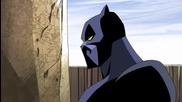 Отмъстителите: Най-могъщите герои на Земята / Черната Пантера срещу Човекът - Маймуна