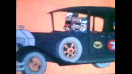 Classic Cartoon Intros 8 - Wacky Races