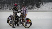 Ice Speedway Racing - Mikkel B. Jensen Franz Zorn 2013