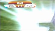 Argentina - Korea Republic 4 - 1