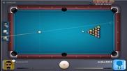 Turnir po biliard; bomar00 vs mitko4994; Round 3