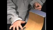 Tech Deck Trick Video #2 Ollie - Nollie.
