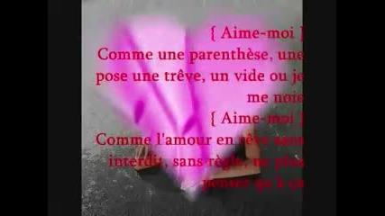 Aime - moi Claude Barzotti