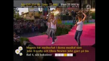 Magnus Carlsson Medley