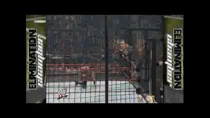 wwe elimination chamber match 2005 част 1 за титлата в тежка категория