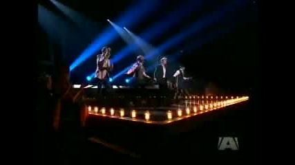 Nkotbsb - Dancing With The Stars - I want it that way/step by step (part 2)