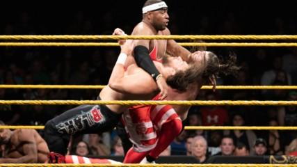 Street Profits vs. Forgotten Sons: WWE NXT, June 26, 2019