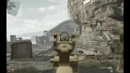 Modern Warfare 3- Trolling dem noobs