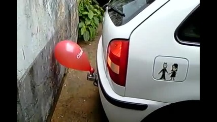 Най-добрият парктроник в света