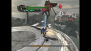 Devil May Cry 4 Boss Fight