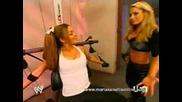 Maria And Trish