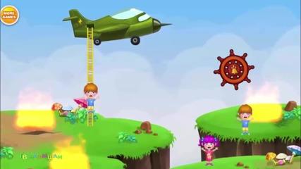 Детские мультики про пожарных. Развивающий мультик пожарник Мишка Тони