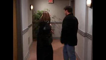 Джоуи е влюбен в Рейчъл