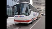 Фирма Eurolines и Фирма Johnson Bros Tours