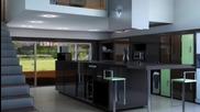 Кухненски бар