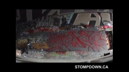 Graffiti #150 - Nacs & Keep Six - Snak The Ripper - Sdk