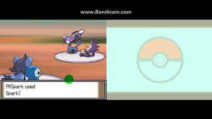 Let's play Pokemon Platinum with Anio01raiokv part 8