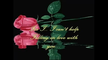 Richard Marx - Cant Help Falling In Love