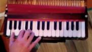 Учимся играть - Мелодия Б.б.говинды Махарадж