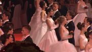 Russia: Waltzing revellers dance the night away at Moscow's Vienna Ball