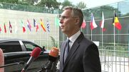 Luxembourg: NATO Sec. Gen. hopes relations with Russia 'don't spiral out of control'