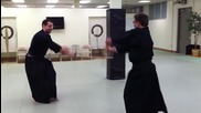Don't Try this at Home! Bokken Fencing