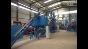 4 - 5 T Per Hour Wood Pellet Plant, Wood Pellet Line