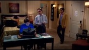 The Big Bang Theory - Season 2, Episode 21 | Теория за големия взрив - Сезон 2, Епизод 21