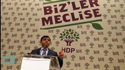 Pro-Kurdish Party Vows to Be 'nightmare' for Turkey's Erdogan