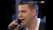 Petar Mitić - Kad sam dečak bio (Zvezde Granda 2010_2011 - Emisija 27 - 09.04.2011)