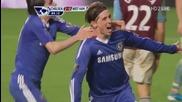 23.4.2011 Челси - Уест Хям 2:0 Фернандо Торес гол !