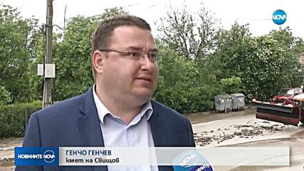 Бури и градушки удариха половин България