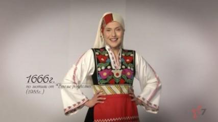 Красотата на българката: емблематични образи от последните 100 и повече години