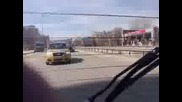 Протест в Шумен срещу високите цени на горивата в България!