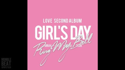 Girl's Day - Macaron [love Second Full Album]